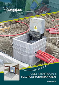 Cable infrastructure solutions for urban areas EN