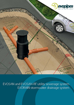 EVOSAN, EVOSAN RF and EVORAIN Catalogue ENG