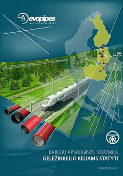 ELEKTROS sistemos apsauga geležinkeliams LT
