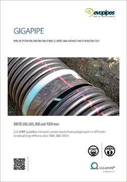 GIGAPIPE Katalogs LV